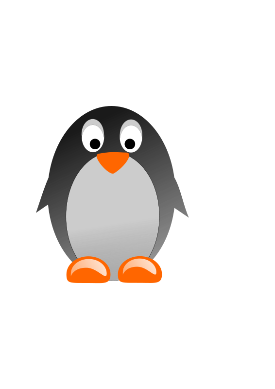 Pinguino clipart graphic transparent download Free Clipart: Pinguino / Penguin | ainara14 graphic transparent download