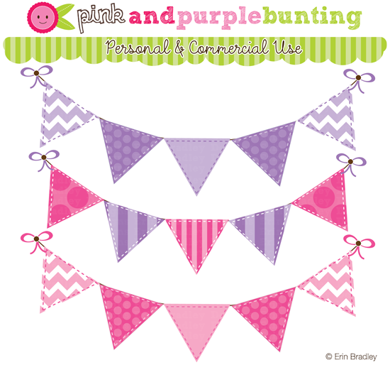 Pink and purple pennant banner clipart vector royalty free library Free Free Pink Owl Bunting, Download Free Clip Art, Free ... vector royalty free library