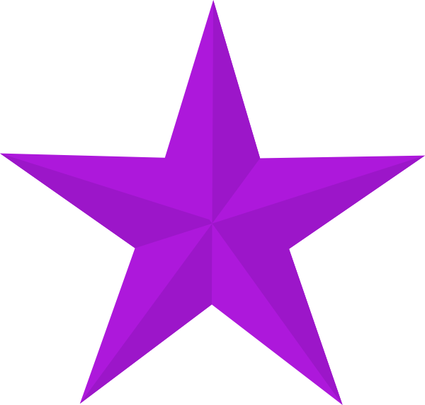 Pink and purple star background clipart clipart freeuse stock 28+ Collection of Purple Star Clipart | High quality, free cliparts ... clipart freeuse stock