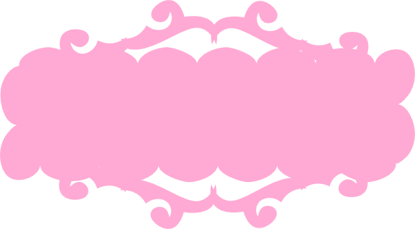 Pink banner clipart clipart royalty free download Pink Banner Clip Art at Clker.com - vector clip art online ... clipart royalty free download