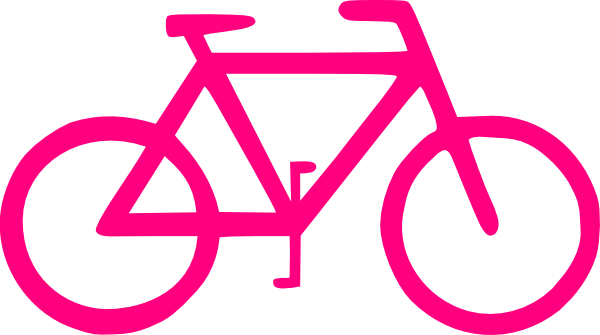 Pink bike clipart graphic royalty free stock Free Pink Bicycle Cliparts, Download Free Clip Art, Free ... graphic royalty free stock