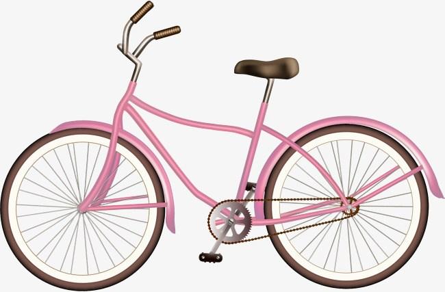 Pink bike clipart clipart Pink bike clipart 1 » Clipart Portal clipart