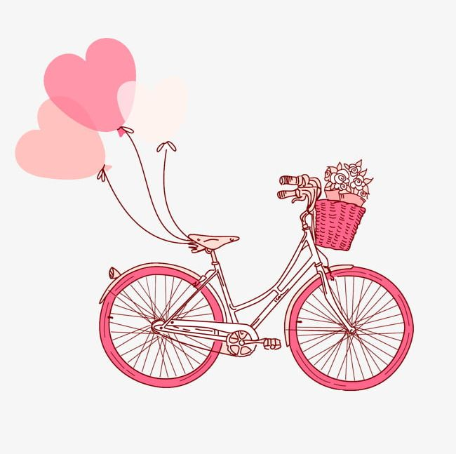 Pink bike clipart picture free download Pink Bike PNG, Clipart, Bicycle, Bike Clipart, Pink, Pink ... picture free download