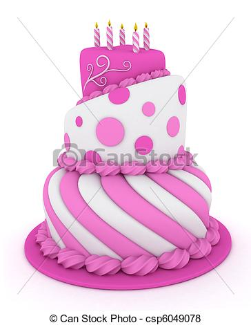 Pink birthday cake clipart graphic library library Birthday cake Illustrations and Clip Art. 35,604 Birthday cake ... graphic library library