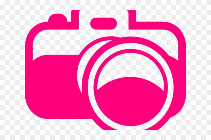 Pink camera clipart graphic library download Photo Camera Clipart Pink - Camera Clip Art, HD Png Download ... graphic library download