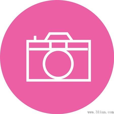 Pink camera clipart vector stock Pink camera clipart 2 » Clipart Station vector stock
