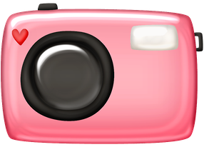 Pink camera clipart clipart transparent stock PINK CAMERA CLIP ART | Craft Ideas | Camera clip art, Craft ... clipart transparent stock