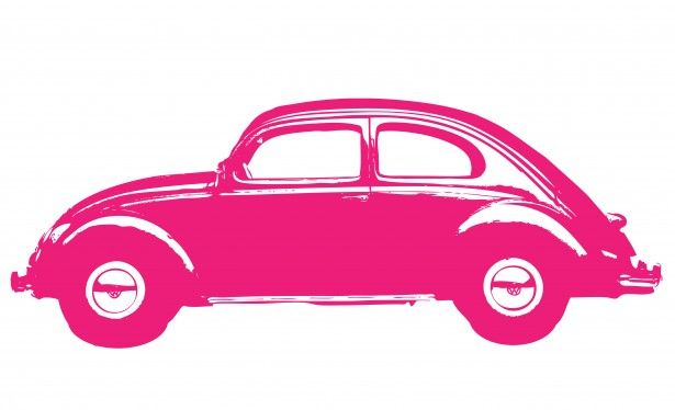 Pink cars clipart svg library download Vintage Car Clipart Free Stock Photo - Public Domain ... svg library download