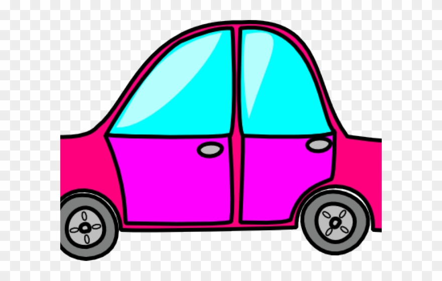 Pink cars clipart vector royalty free library Car Animation Gif Png Clipart (#866788) - PinClipart vector royalty free library