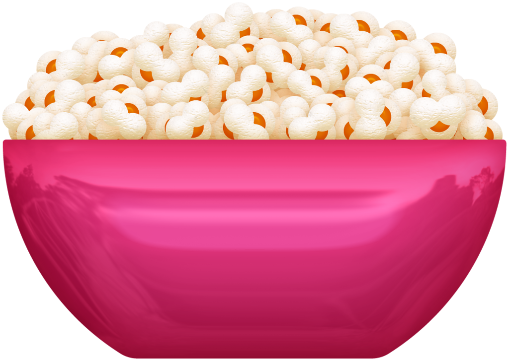 Pink cat food bowl clipart clip library download Popcorn.png | Pinterest | Popcorn, Clip art and Food clipart clip library download