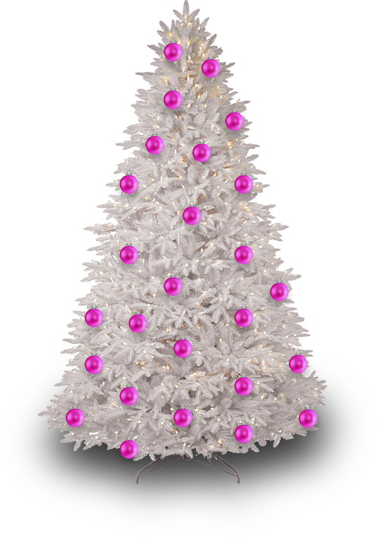 Pink christmas tree clipart svg freeuse library Christmas Tree Transparent PNG Pictures - Free Icons and PNG Backgrounds svg freeuse library