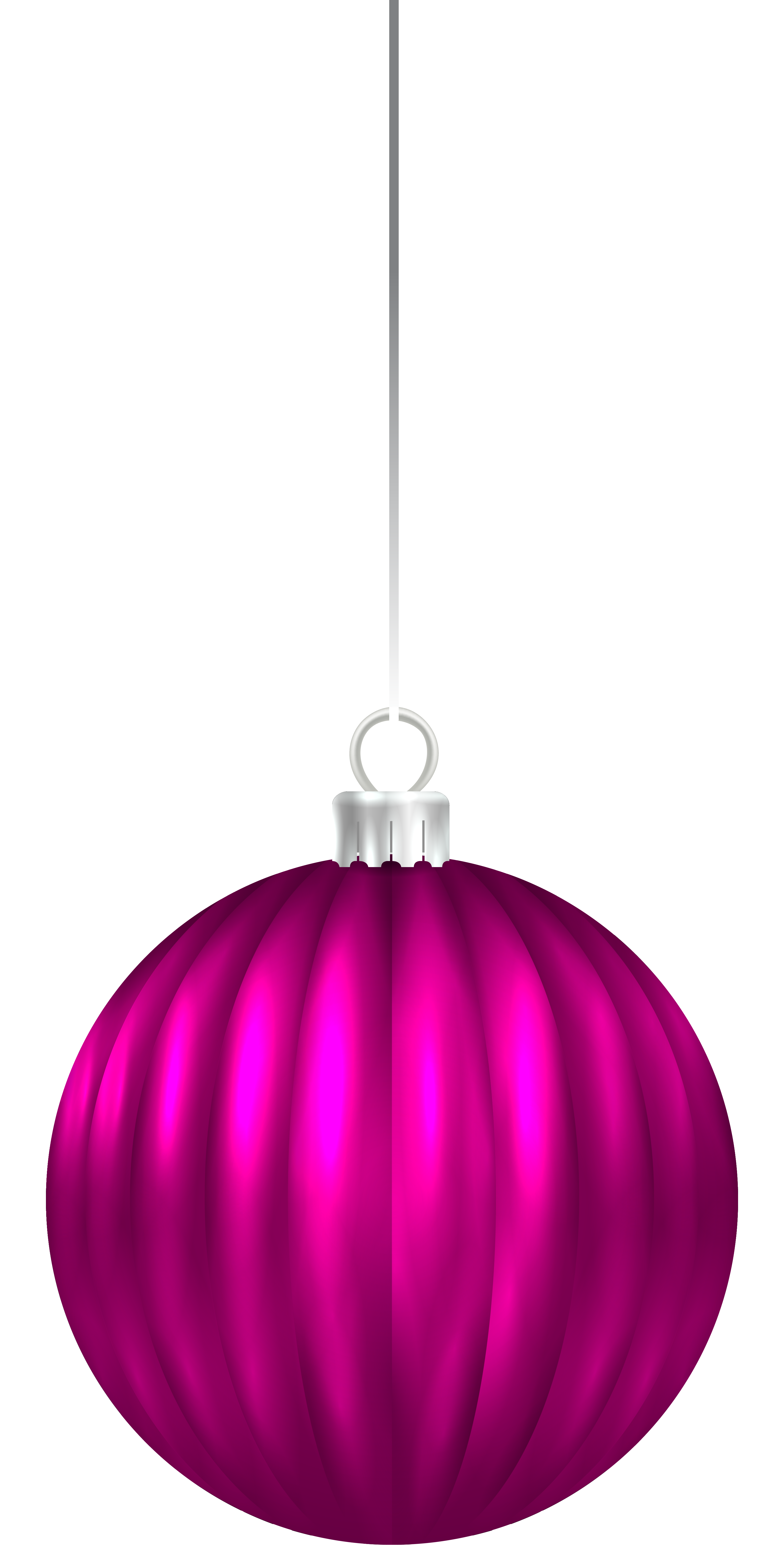 Pink christmas tree clipart png free stock Pink Ornament Clipart png free stock