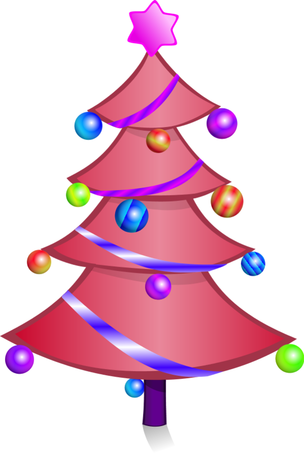 Pink christmas tree clipart picture royalty free stock 28+ Collection of Pink Christmas Tree Clipart | High quality, free ... picture royalty free stock