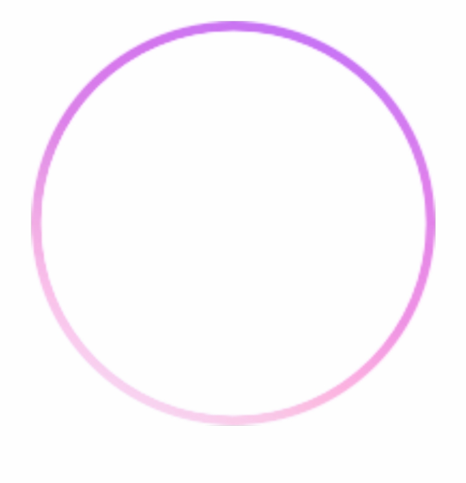 Pink circle clipart vector freeuse stock circle #pink #purple #outline #random - Circle Free PNG ... vector freeuse stock
