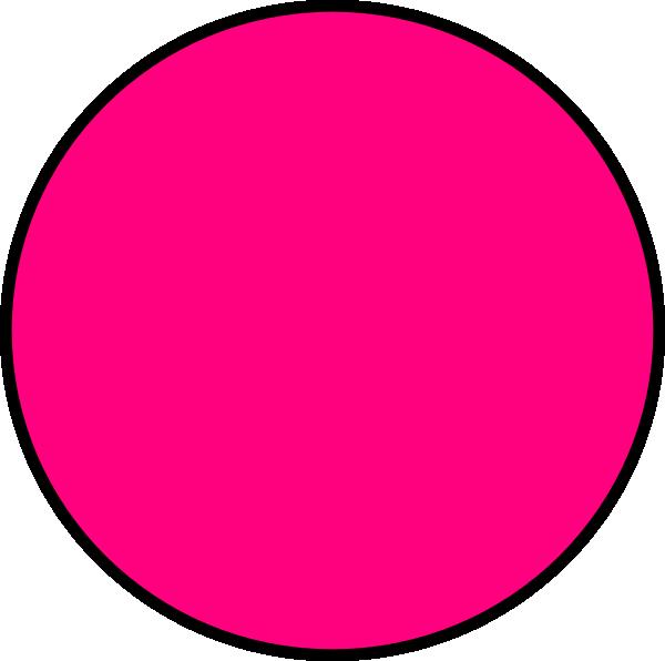 Pink circle clipart clip art royalty free library Pink Circle Clip Art at Clker.com - vector clip art online ... clip art royalty free library