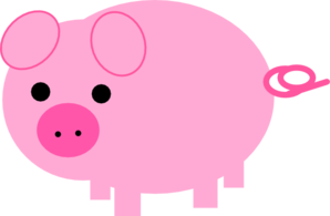 Pink clipart clipart royalty free library Free Pink Pig Cliparts, Download Free Clip Art, Free Clip ... clipart royalty free library