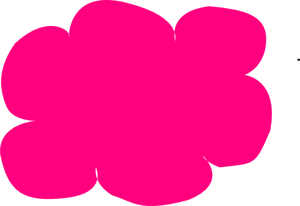 Pink clouds clipart png free Pink Cloud Clip Art at Clker.com - vector clip art online ... png free