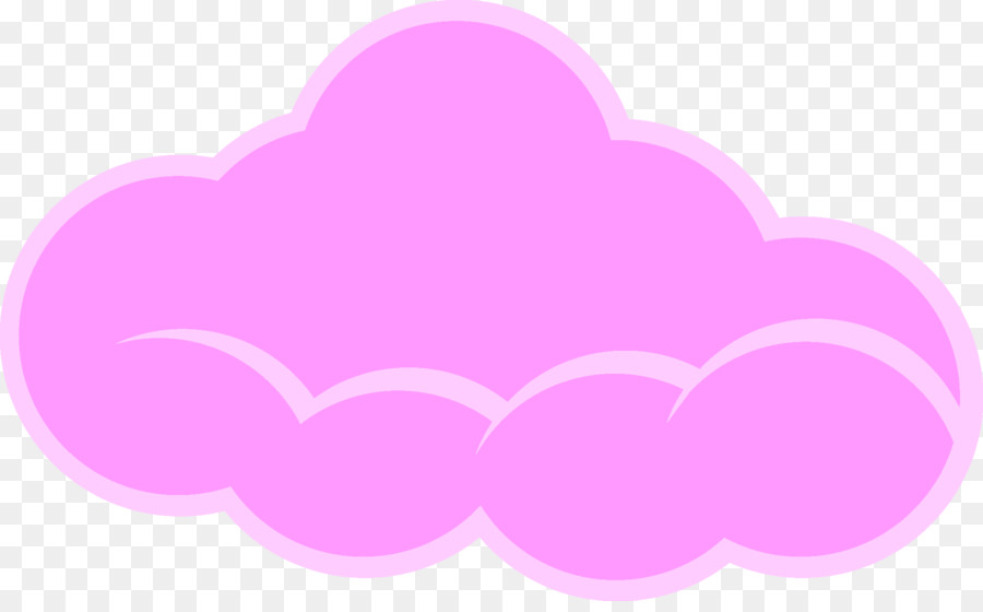 Pink clouds clipart graphic transparent download Heart Cartoon clipart - Graphics, Cloud, Pink, transparent ... graphic transparent download