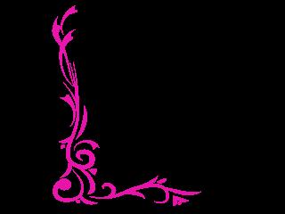 Pink corner border clipart clip art Free Corner Border Designs, Download Free Clip Art, Free ... clip art