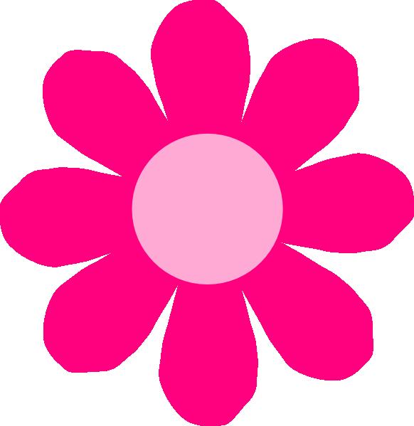 Pink daisy cliparts vector stock Pink Daisy Flower Clip Art at Clker.com - vector clip art ... vector stock
