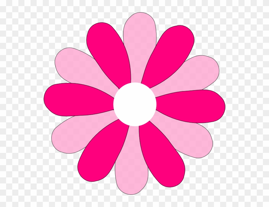 Pink daisy cliparts clip free download Gerber Daisy Flower Clipart - Png Download (#257706 ... clip free download