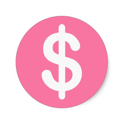 Pink dollar sign clipart image royalty free stock Dollar Sign Image | Free download best Dollar Sign Image on ... image royalty free stock