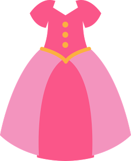 Pink dress clipart clipart black and white download Pink Dress Clipart | Free download best Pink Dress Clipart ... clipart black and white download