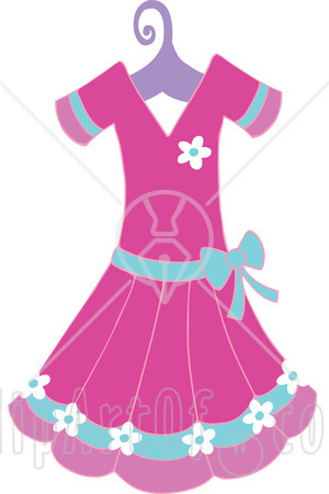 Pink dress clipart png library Pink Dress Clipart Clipartpink | Clipart Panda - Free ... png library
