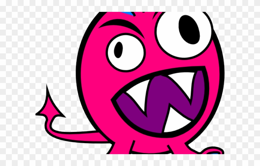 Pink eye clipart clip black and white library Pink Eyes Clipart Friendly Monster - Png Download (#2610255 ... clip black and white library