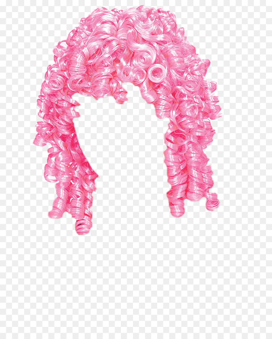 Pink hair clipart clip free download Hair Cartoon clipart - Hair, Pink, transparent clip art clip free download