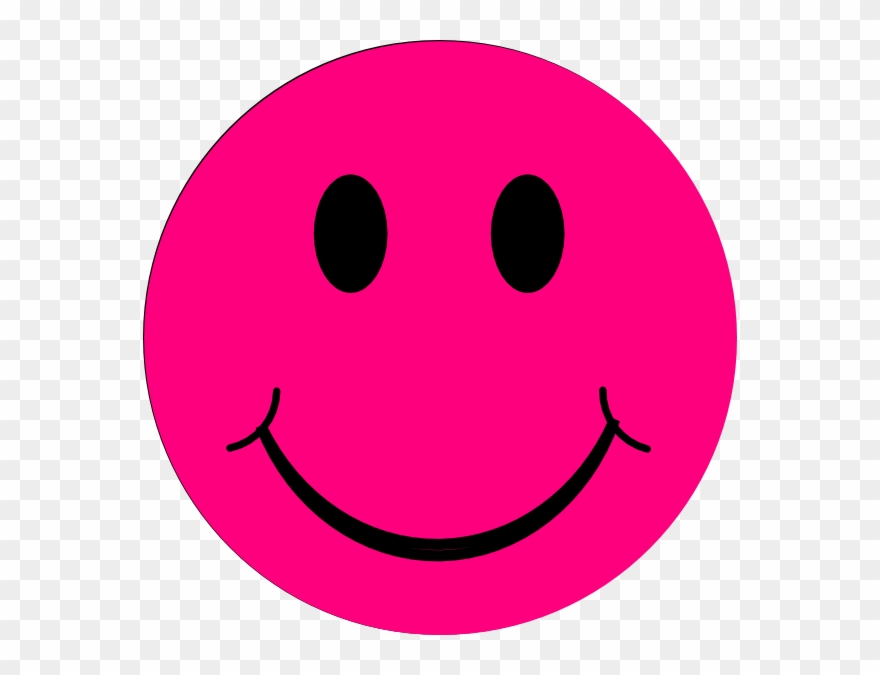 Pink happy face clipart picture royalty free library Pink Smiley Face Clipart - Pink Happy Faces Clip Art - Png ... picture royalty free library