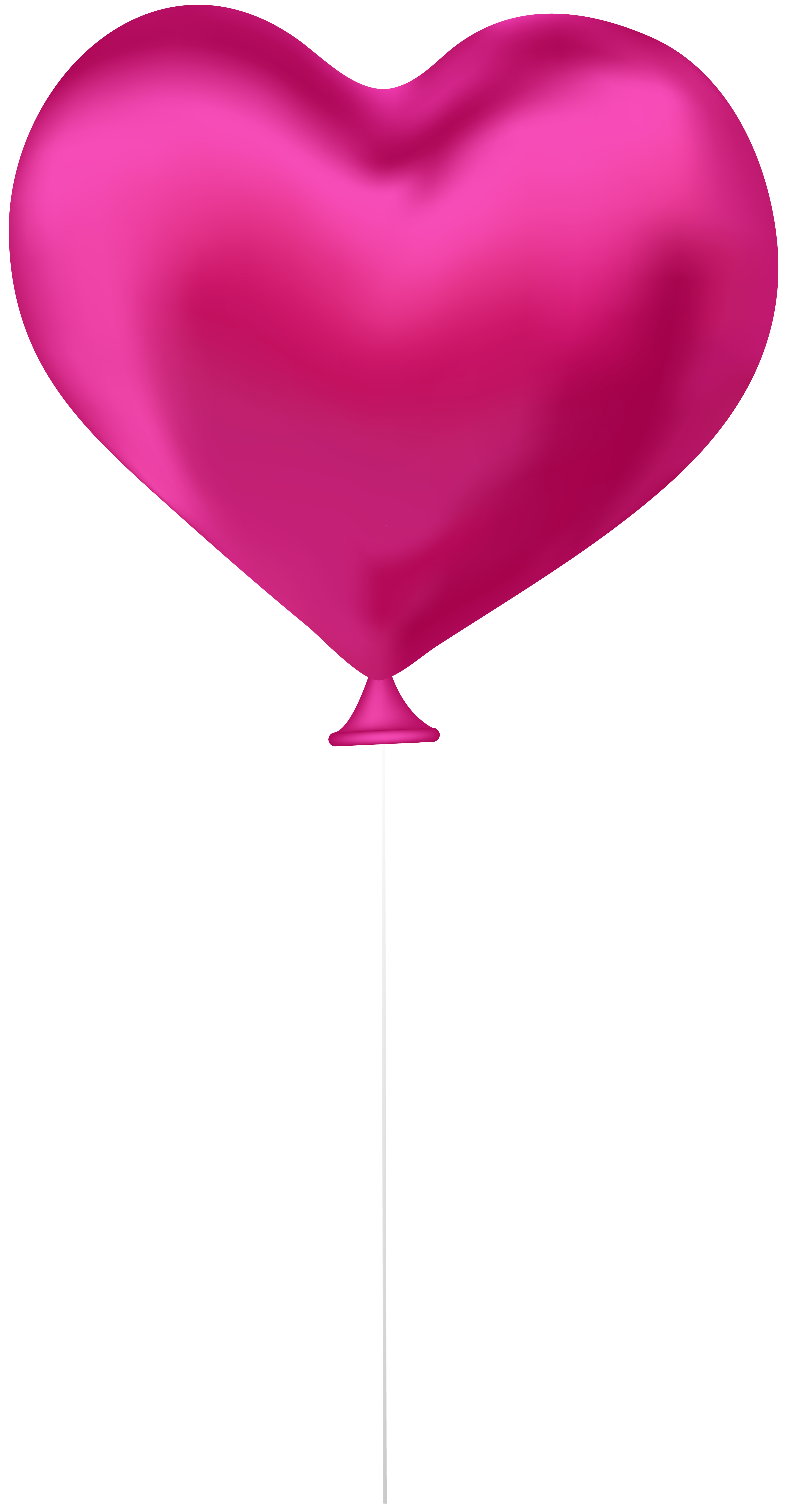 Pink heart clipart free svg free library Pink Heart Balloon PNG Clip Art Image   Gallery Yopriceville - High ... svg free library