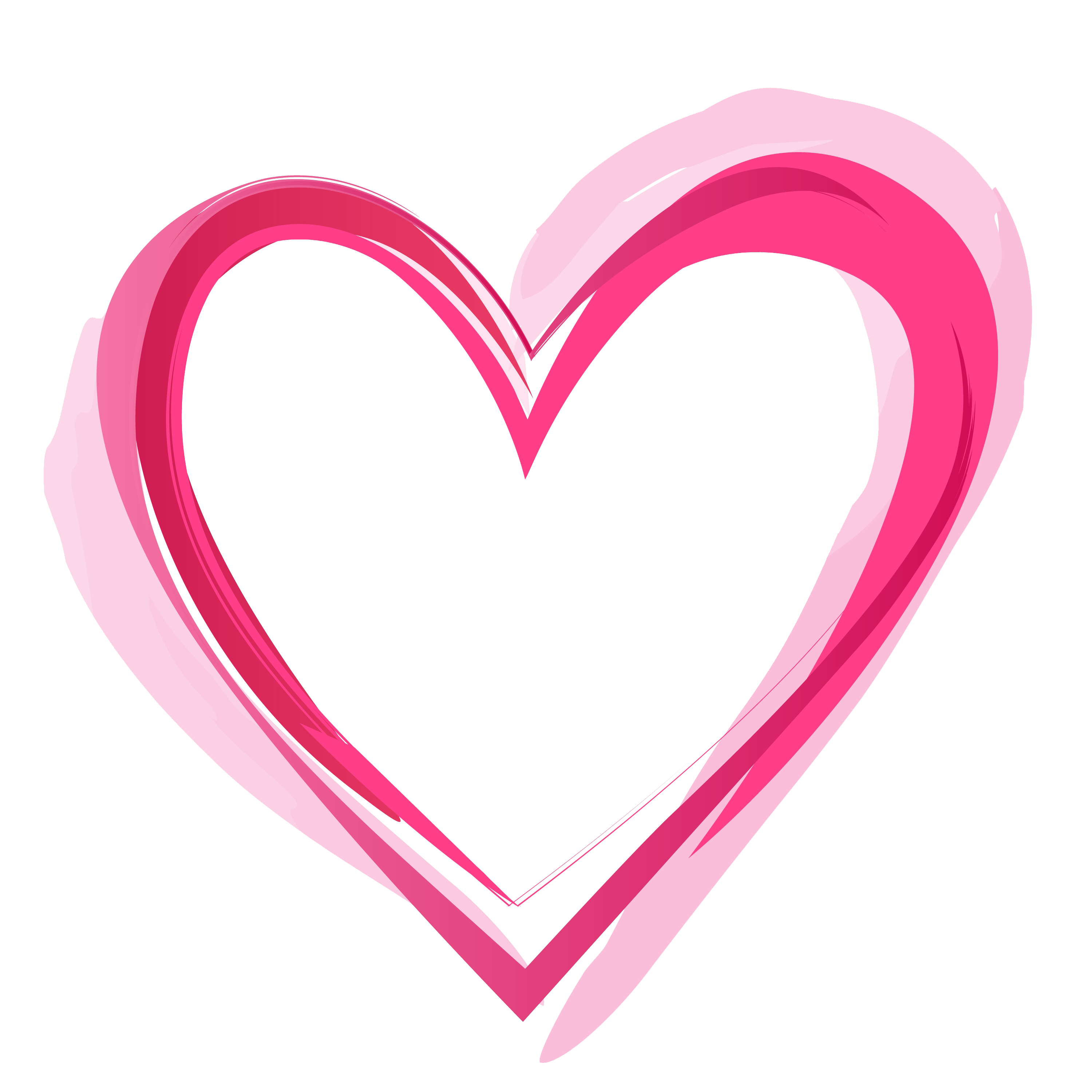 Pink heart clipart png clip art Heart PNG free images, download clip art