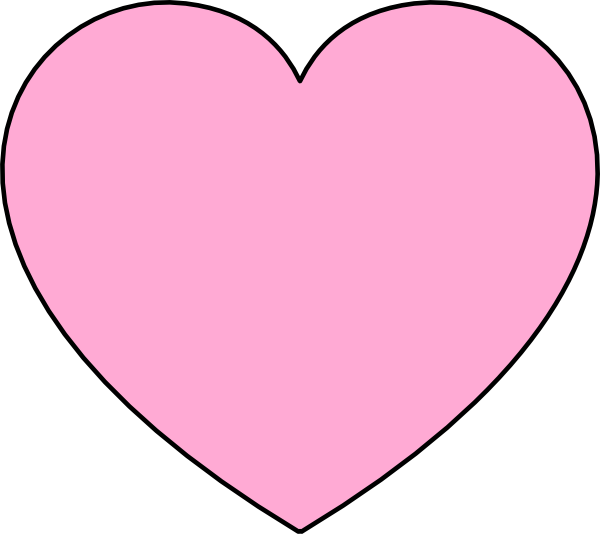 Pink hearts clip art image transparent library Pink Heart Images | Free Download Clip Art | Free Clip Art | on ... image transparent library