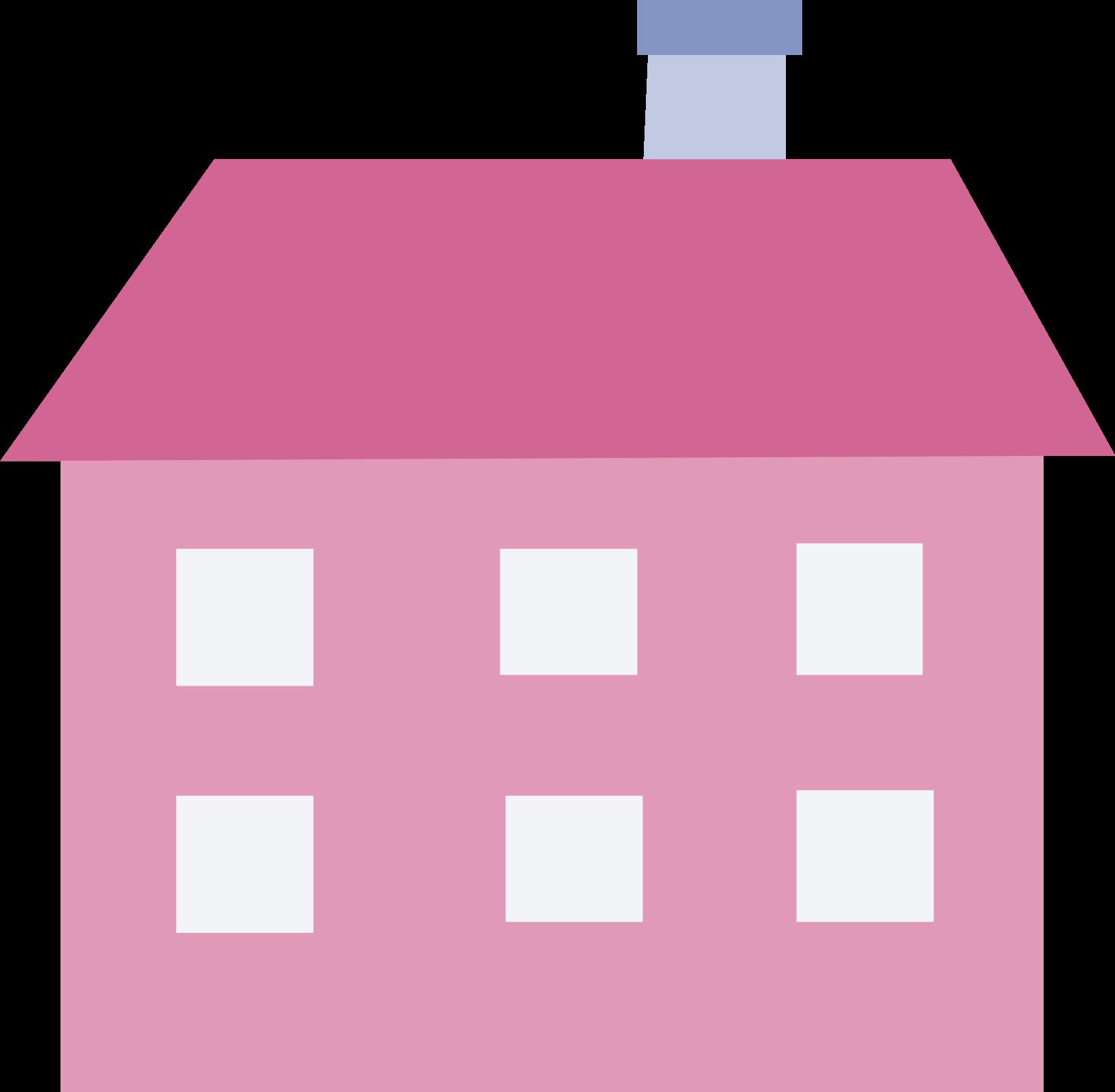 Purple house clipart jpg freeuse Clipart - House 03 jpg freeuse