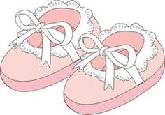 Pink in loving memory for baby background baby booties clipart clipart royalty free download 121 Best baby girl clipart images in 2017 | Baby girl ... clipart royalty free download