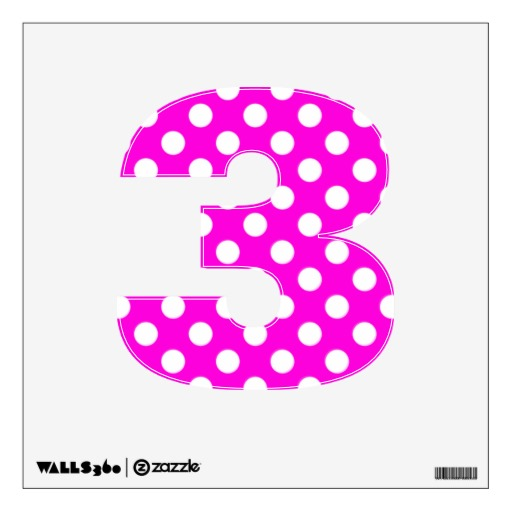 Pink number 1 clipart vector freeuse download Hot pink number 1 clipart - ClipartFest vector freeuse download