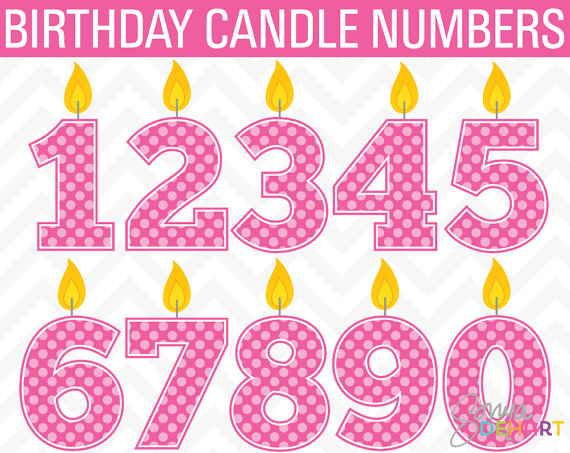 Pink number 1 clipart png stock Number 1 Birthday Clipart - Clipart Kid png stock