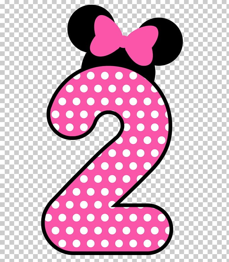 Pink number 2 birthday clipart banner library stock Minnie Mouse Mickey Mouse Anatomy For Excellence Birthday ... banner library stock