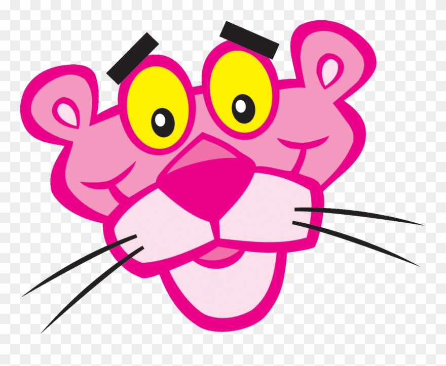 Pink panther images clipart graphic royalty free Love The Life - Cartoons Pink Panther Clipart (#1350579 ... graphic royalty free
