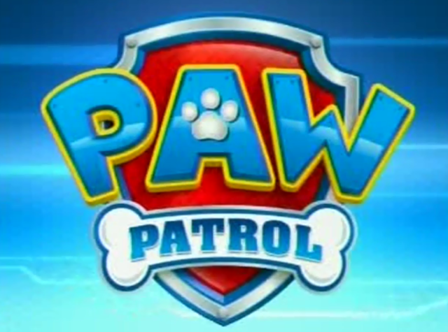 Pink paw patrol logo clipart png stock Paw patrol logo clipart - ClipartFest png stock