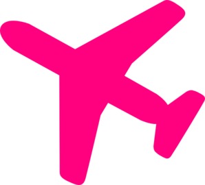 Pink plane clipart png royalty free library Pink plane clipart - ClipartFest png royalty free library