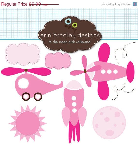 Pink plane clipart png transparent download 17 Best images about Airplane on Pinterest | Airplane pilot ... png transparent download