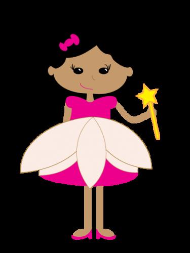 Pink princess clipart jpg freeuse library Pretty Pink Princess Clipart   Meylah jpg freeuse library