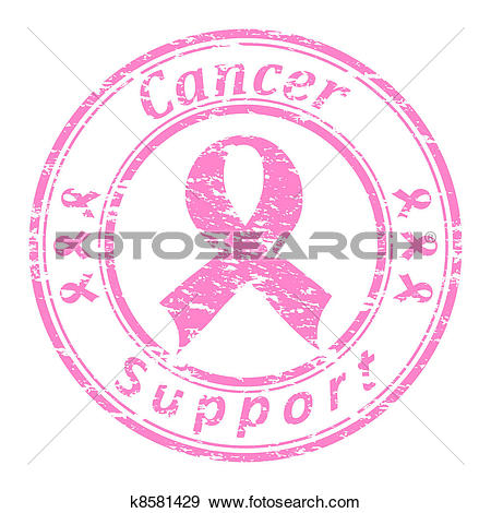Pink ribbon logo clip art jpg transparent stock Clip Art of breast cancer pink ribbon awareness k7375787 - Search ... jpg transparent stock