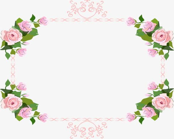 Pink rose border clipart picture stock Pink Rose Border PNG, Clipart, Abstract, Backgrounds, Border ... picture stock