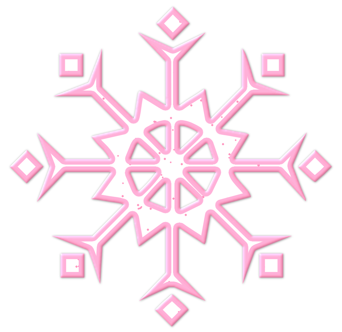 Pink snowflake christmas clipart background vector transparent Pin by Baciu Mihaela on Photo | Pinterest | Pink christmas, Clip art ... vector transparent