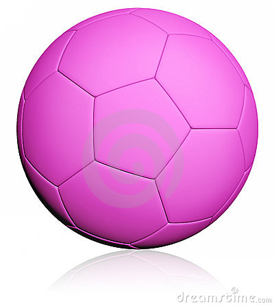 Pink soccer ball clipart black and white stock Clip Art Pink Puff Clipart - Clipart Kid black and white stock