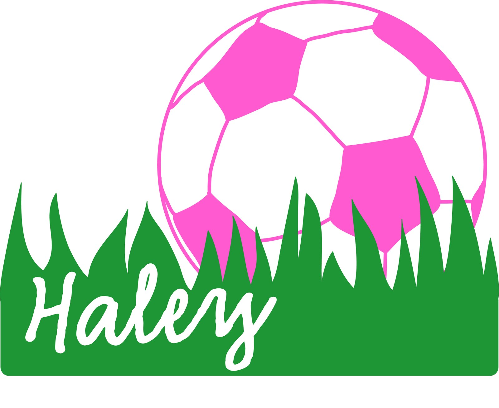 Pink soccer ball clipart clip library library Pink soccer ball clipart - ClipartFest clip library library