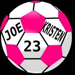 Pink soccer ball clipart svg transparent library Pink Soccer Ball Clipart | Clipart Panda - Free Clipart Images svg transparent library
